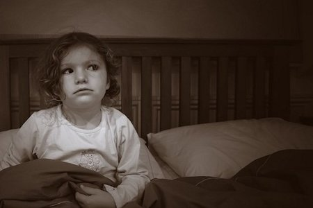 Cuando los niños se levantan de la cama hasta el infinito y más allá