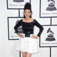 Judith Hill Grammy 2014