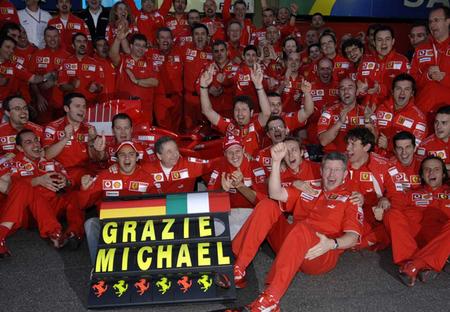 Gran Premio de Brasil 2006: la primera retirada de Michael Schumacher y el segundo título de Fernando Alonso