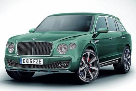 El nuevo SUV de Bentley será el primero de muchos híbridos enchufables