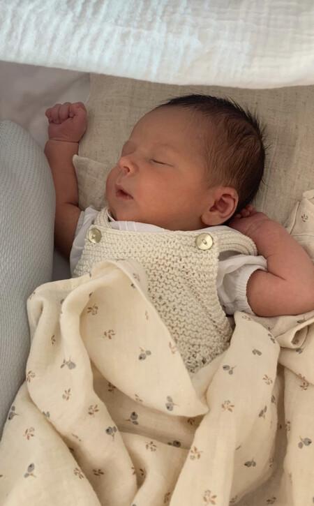 Noah, el bebé de Marta Carriedo