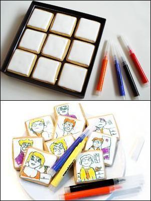 Kukis: galletas creativas para papá