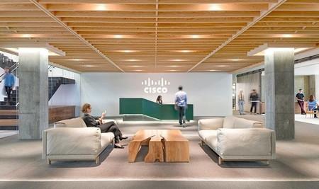 Espacios para trabajar: las oficinas de Cisco-Meraki en California