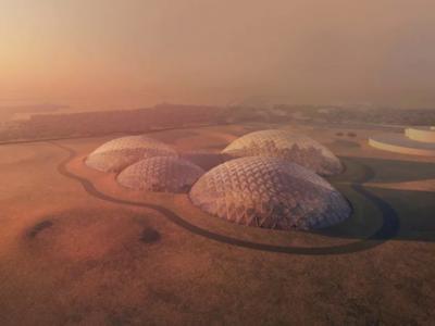 En Dubái ya piensan en la conquista de Marte y por ello construirán una ciudad que simule la condiciones del planeta