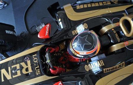 María de Villota será piloto reserva de Lotus Renault GP a falta de una firma