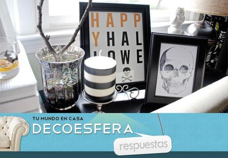 ¿Decoráis de forma especial vuestra casa para celebrar Halloween? La pregunta de la semana