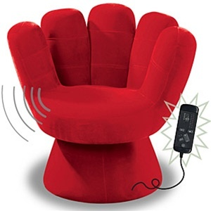 mitt chair vibrador