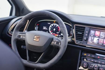 Seat Leon St Cupra R 2020 Prueba 046