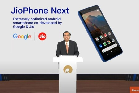 Se filtra el JioPhone: uno de los teléfonos 4G más baratos del mundo