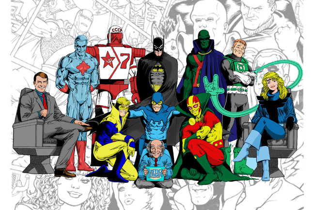 Justice League 1987