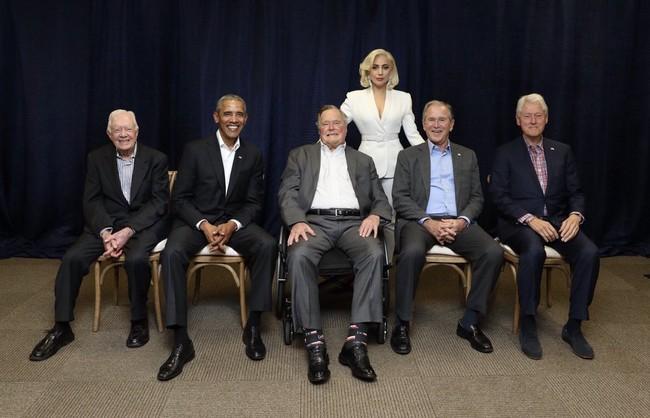 Lady Gaga Presidentes