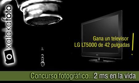 """Concurso """"2 ms en la vida"""": Recta final para ganar el televisor LG LH5000"""