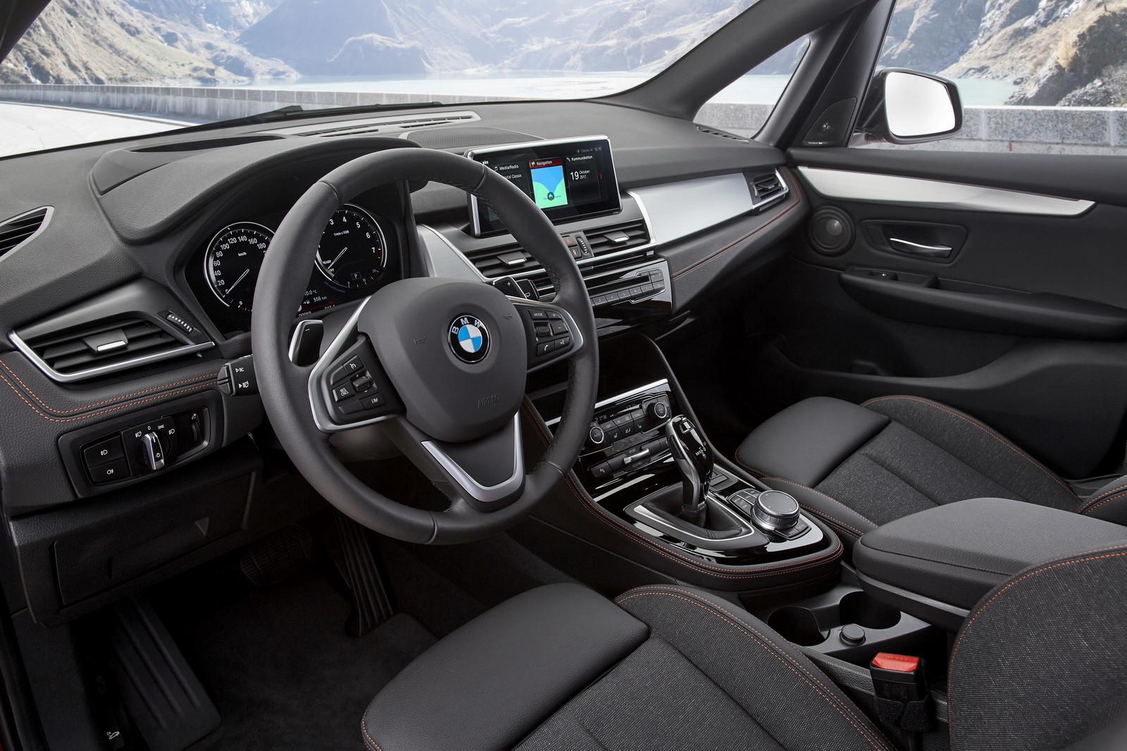 Foto de BMW Serie 2 Active Tourer (27/32)