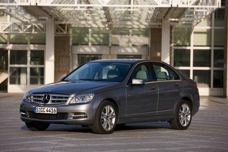 1.000.000 de Mercedes clase C