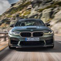 El primer BMW M enchufable está a la vuelta de la esquina: un reporte señala al M5 para 2024