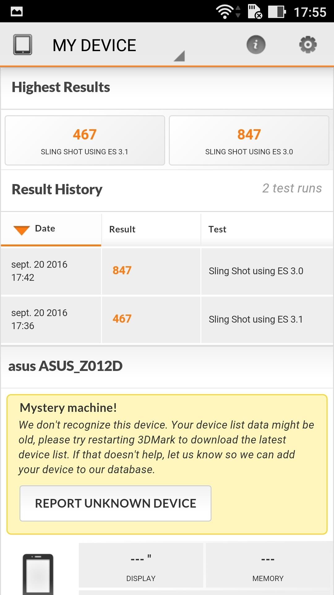 Foto de ASUS Zenfone 3 (ZE552KL), benchmarks (13/29)