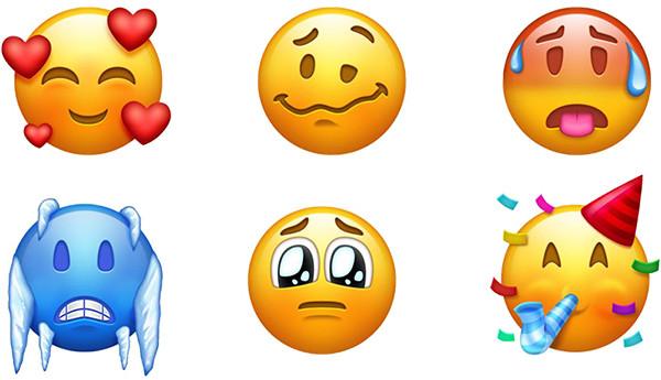 Estos son los 150 emojis que llegarán a iOS a lo largo de 2018