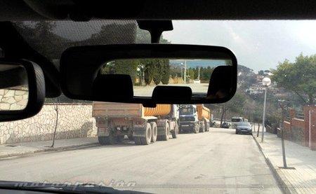 El examen de conducir más corto