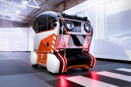 Jaguar Driverless Pod With Eyes 3