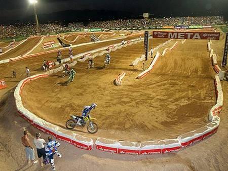 Campeonato de España de Supercross 2009, segunda prueba: Almería
