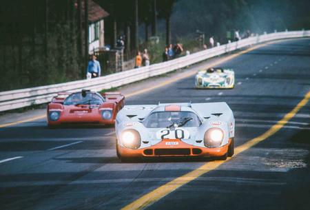 Las 24 Horas De Le Mans Steve Mcqueen 1971