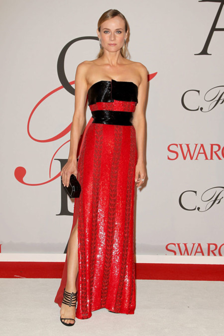 Diane Kruger Cfda 2015