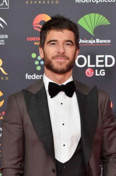 Alfonso Bassave Goya Cinema Awards 2020 Red Carpet 02