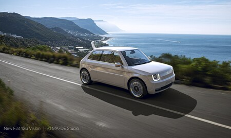 Fiat 126 Vision 6