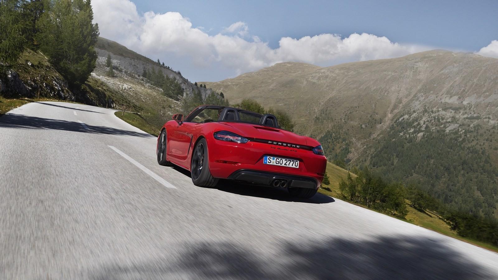 Foto de Porsche 718 GTS (2/16)
