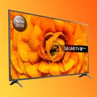 """La enorme Smart TV 4K LG 75UN85006LA de 75"""" con HDMI 2.1 y 120Hz está por menos de 1.000 euros en El Corte Inglés"""