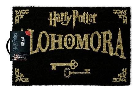 Felpudo Harry Potter