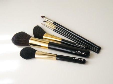 Un repaso a las brochas y pinceles de Chanel