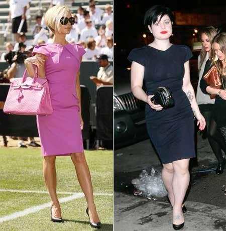 Vestido de Roland Mouret: ¿Victoria o Kelly?