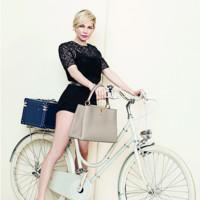 El vídeo de campaña con Michelle Williams para Louis Vuitton