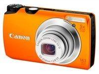 Canon PowerShot A3200 IS y A3300 IS, compactas y más completas