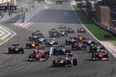 La Fórmula 1 batió records de audiencia en 2010