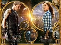 'Jupiter Ascending', espectacular nuevo tráiler y primeros carteles