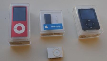 ipos cajas apple