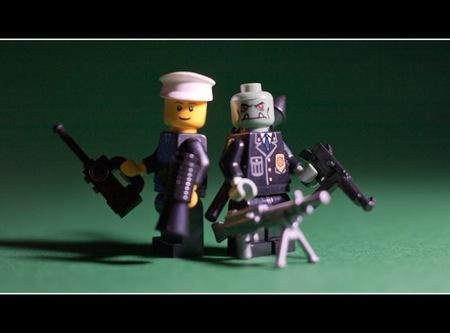 El poli bueno y el poli malo