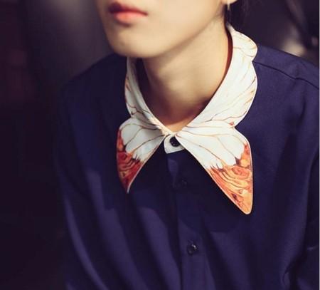 Convierte tu look en una obra de arte con estos siete preciosos cuellos de camisa