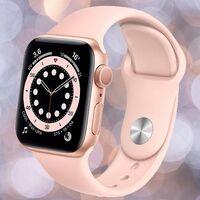 En Amazon y MediaMarkt tienes el Apple Watch Series 6 GPS+Celular de 44mm en rosa más barato que nunca por 459 euros