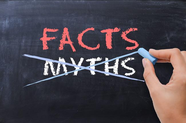 Mitos Vs Hechos