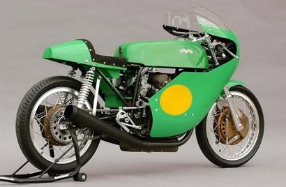Moto Paton 500 4T GP