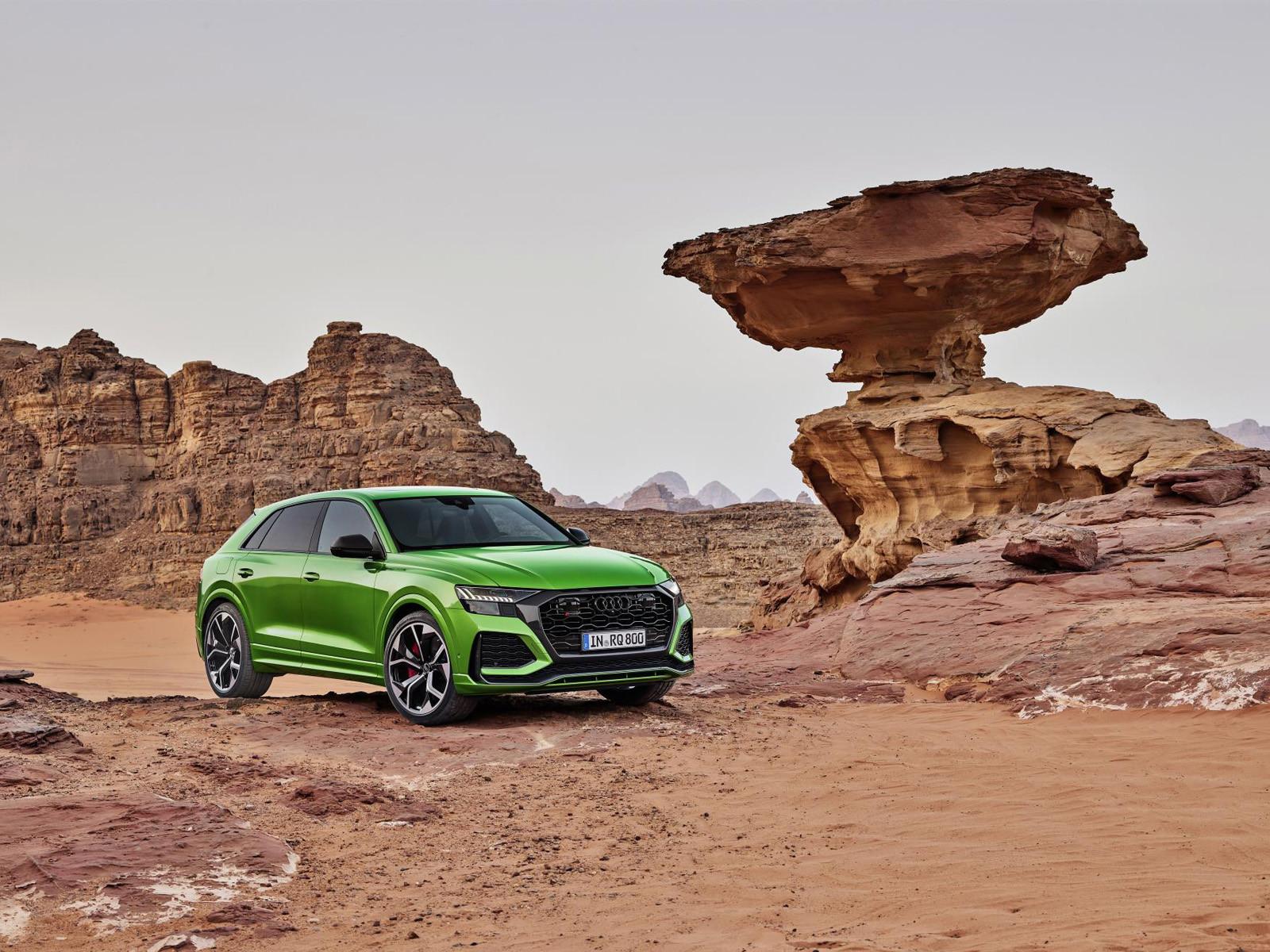 Foto de Audi RS Q8 2020 (45/47)