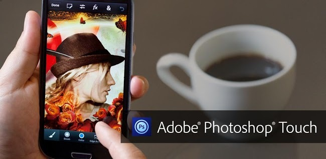 Adobe Photohop Touch para móviles Android