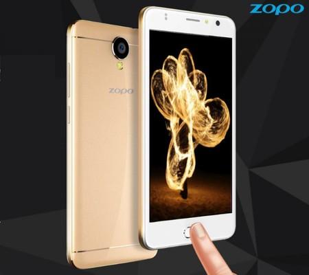 Zopo Color X: un gama de entrada con diseño metálico por menos de 200€