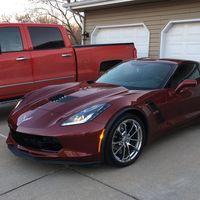 Dolorpasión™: Es perder tu Chevrolet Corvette Stingray por una piedra en el camino