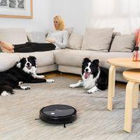 El Roomba español que aspira y friega hoy más barato con este cupón: Conga 990 por 134 euros y envío gratis