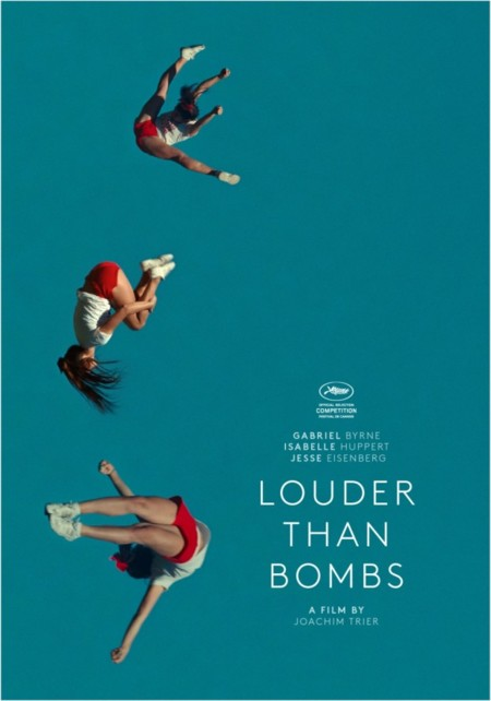 Cartel de Louder Than Bombs