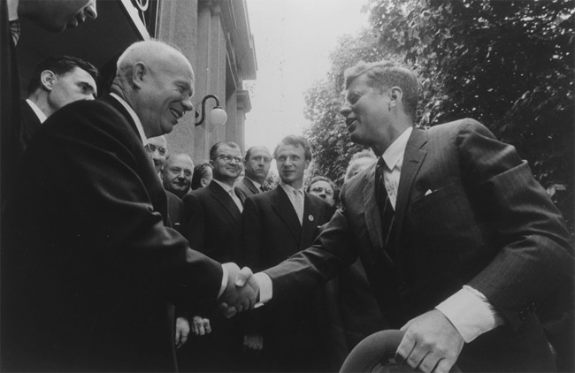 Kennedy Krushchev